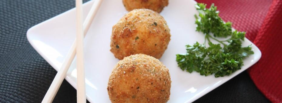 Rice Balls Meatball Heavenly Cake Pops Easy Roller Recipe