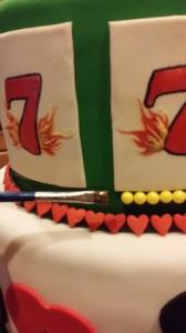 Heavenly Cake Pops Easy Roller Casino Cake