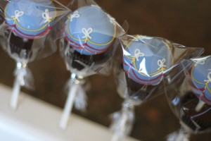 Hot Air Balloon Cake Pops By HCP Easy Roller 16