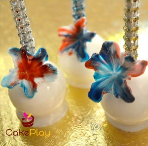 CakePlay Flowers