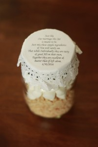 HCP Easy Roller Wedding Favors