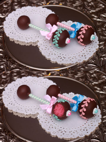 how to make a cake pop roller