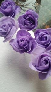 Heavenly Cake Pops Tall Wedding Cake Roses 4