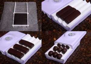 Mini Easy Roller Chocolate Cake